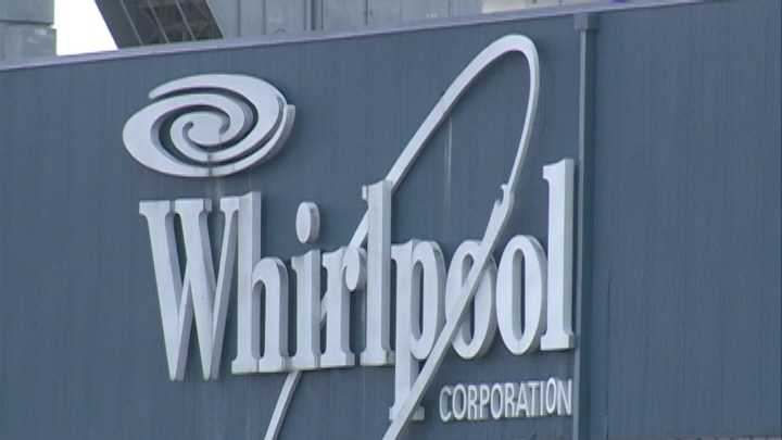 Picture of the old Whirlpool facility in Fort Smith
