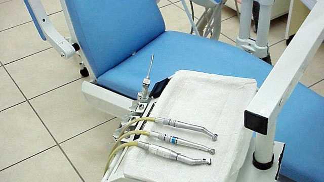 Dentist, dental office