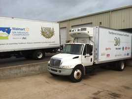 Let's fill these trucks Saturday at RazorFest!