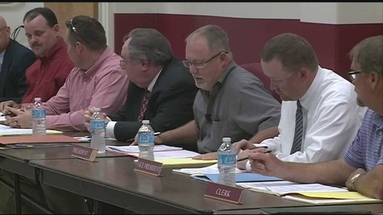 Muldrow schools decided to permanently pull the Ten Commandments from classrooms.