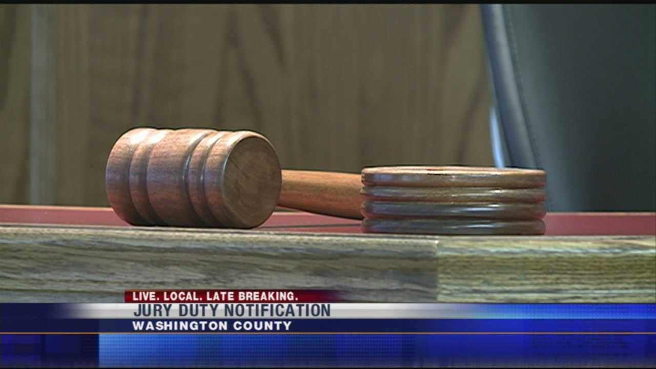 Washington County Clerk's office will soon be using new technology to notify people of jury duty