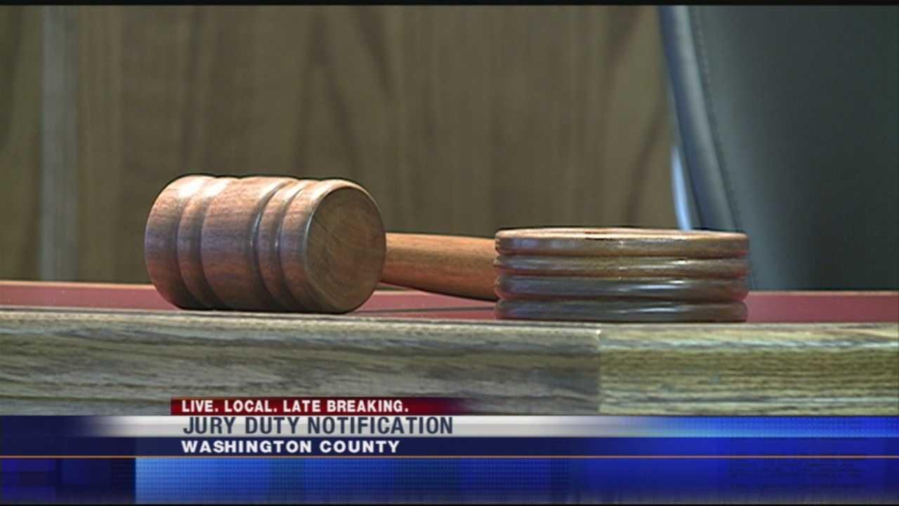 Jury duty notifications will soon be sent via text message