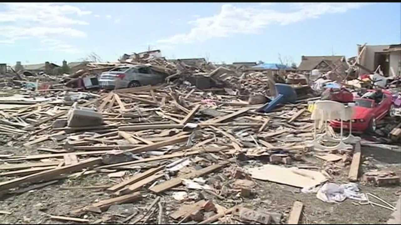 The city of Moore, Oklahoma says it will amaze the nation with its recovery.