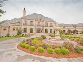 Step in and take a tour of this $5.5 million dollar home!