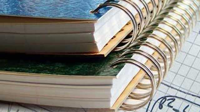 Image school books, paper, generic education