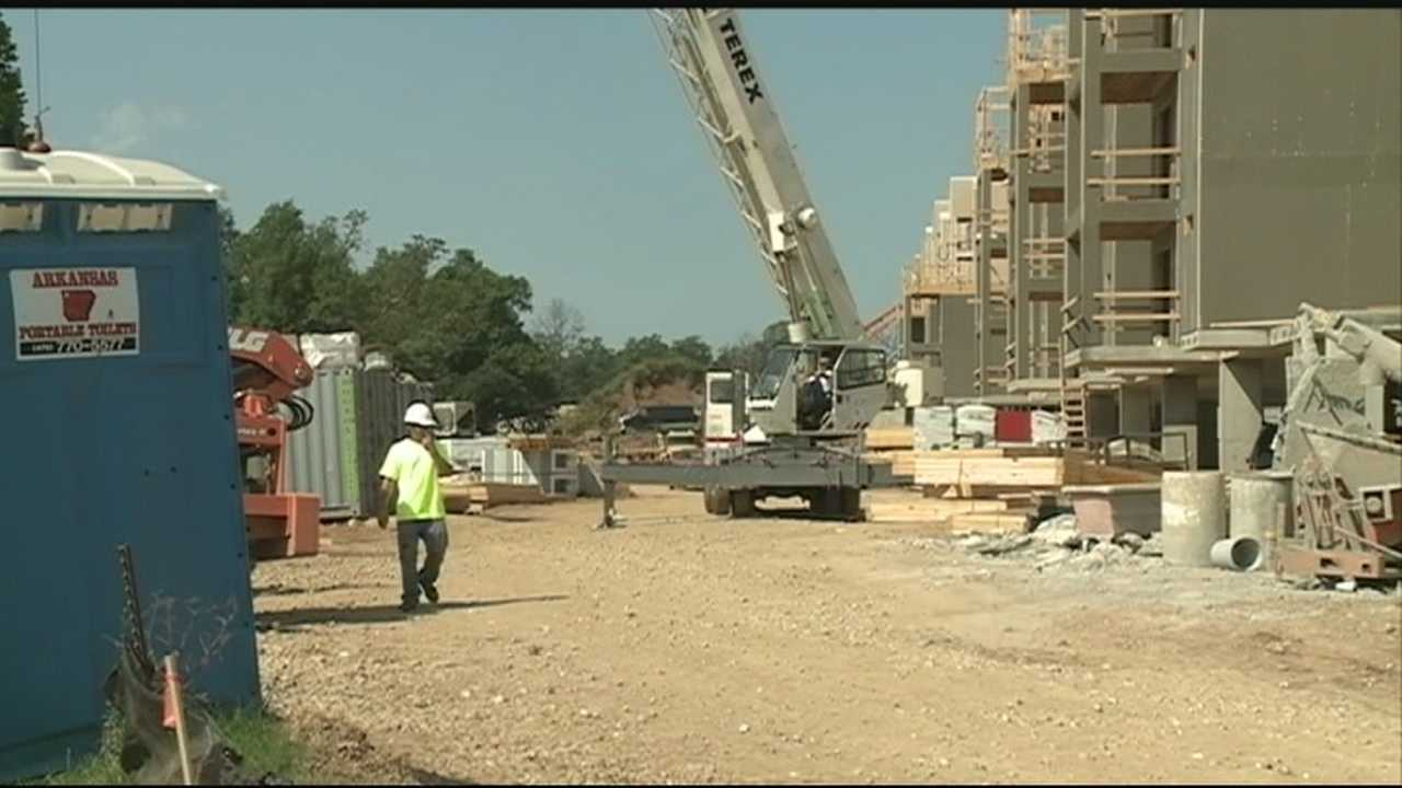 OSHA investigating recent deadly accidents at Fayetteville apartment construction site
