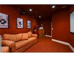 Because no house is complete without a designated movie room.