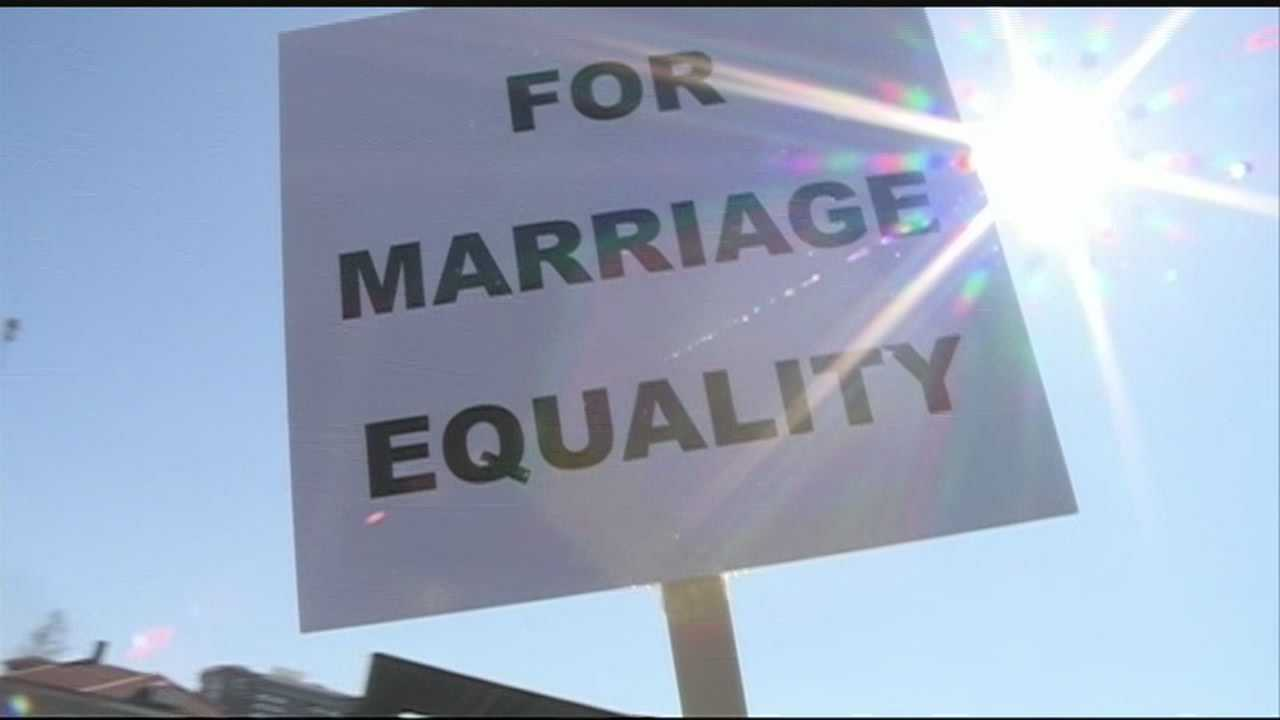 The Northwest Arkansas Center for Equality will be hosting a rally Wednesday evening in response to the Supreme Court's decision on same sex marriage.