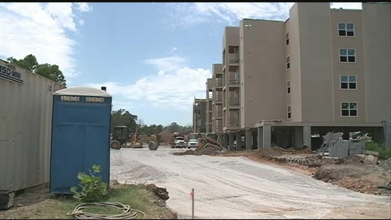 OSHA fines company building Fayetteville student apartments
