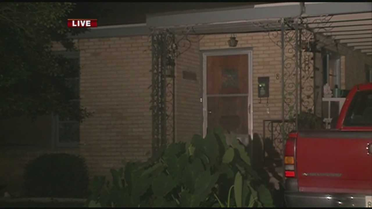 Witnesses tell 40/29 News one man is in intensive care after a stabbing Tuesday evening.