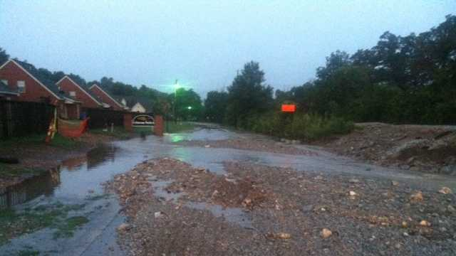 Johnson flooding