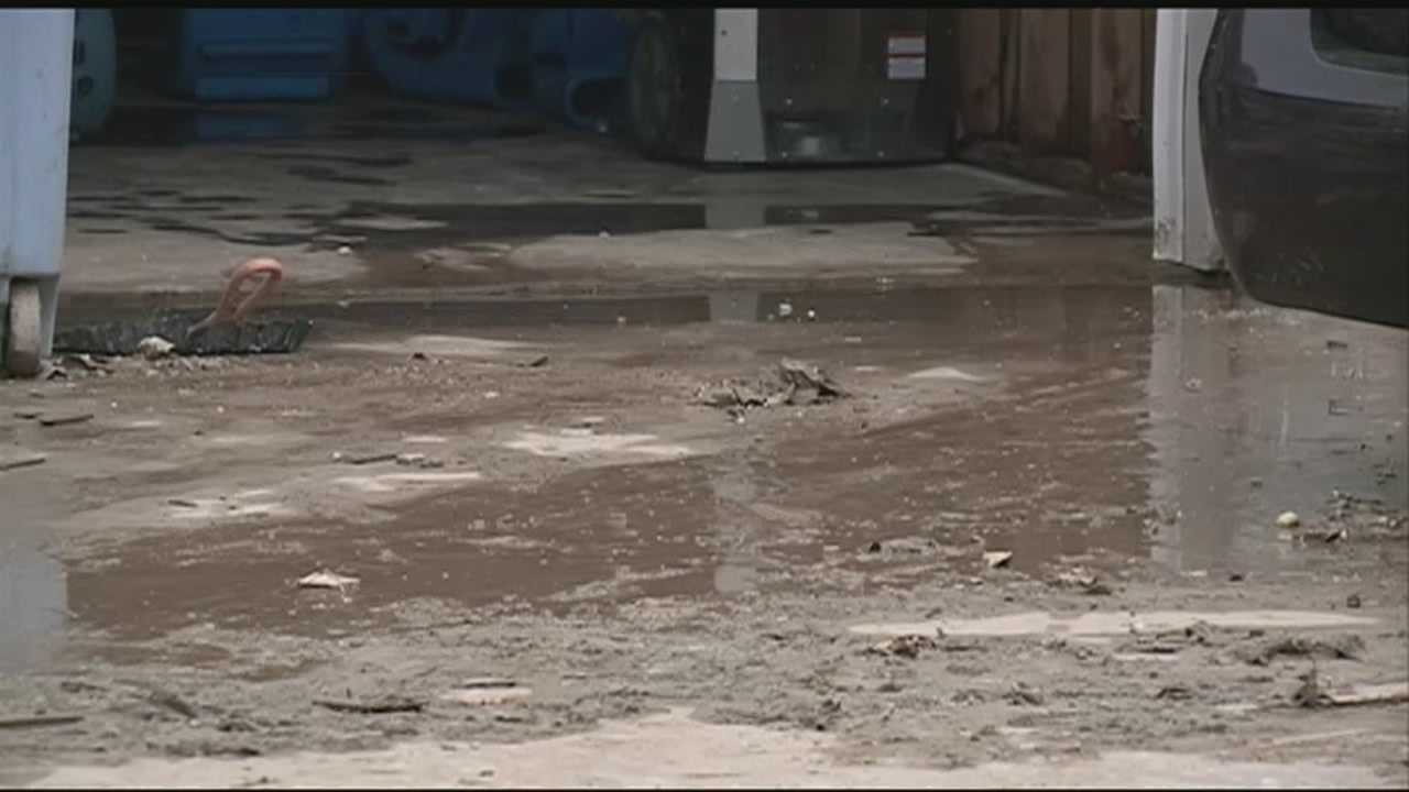 Homeowner: City told me flooding wasn't a problem