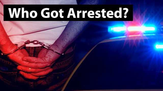 Who got arrested title