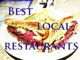 We asked viewers on Facebook and Twitter where they love to eat in the area. Here's what you said!