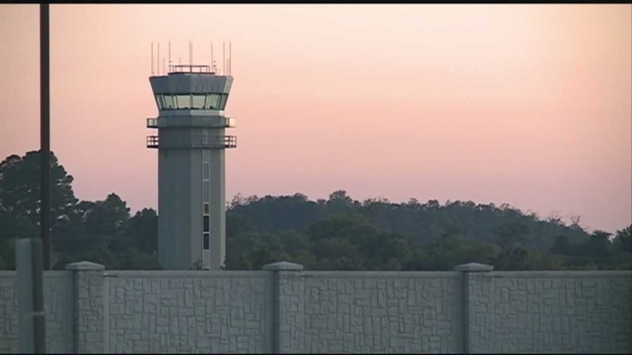 Government shutdown could force local airport to close