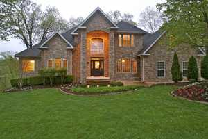 This home is located at 3200 Hanna Lane in Bentonville