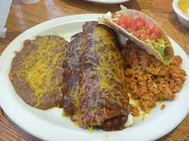 Marlo's Taco Shack in Fayetteville