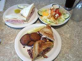 River City Deli in Fort Smith