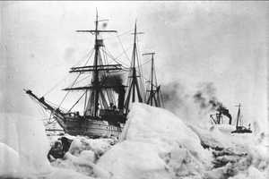 Admiral Richard Byrd had a two-year supply of Kellogg cereal on his famous expedition to the South Pole.