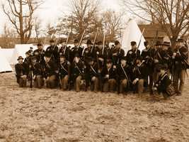 Ghosts of both Union and Confederate soldiers are rumored to wander the Prairie Grove Battlefield.
