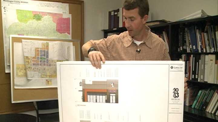 Fayetteville to review plan for new Dunkin Donuts