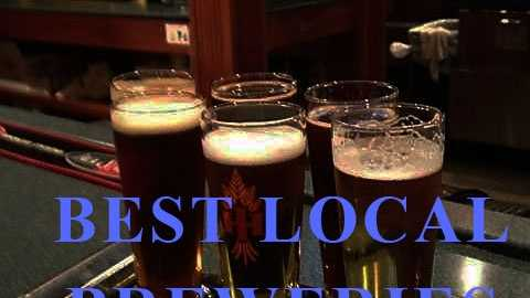 Food Fridays: Best local breweries