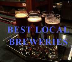 We asked and you told us about your favorite local breweries!