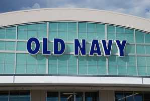 7 p.m. Thanksgiving  Day - Old Navy in Fort Smith