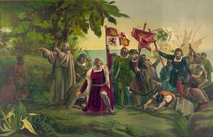 Oct. 12 - Columbus DayState Memorial Day