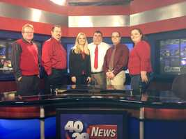 Feb. 1 - National Wear Red DayDesignated by Gov. Beebe