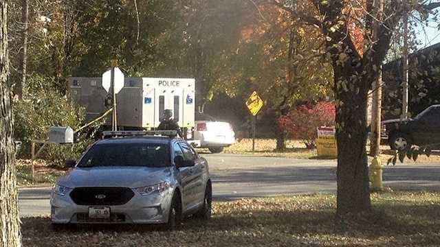 SWAT team called to Springdale standoff