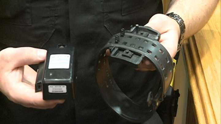 Rogers District Court punishes speeders with ankle monitors