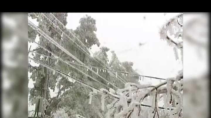 Power companies bracing for winter storm