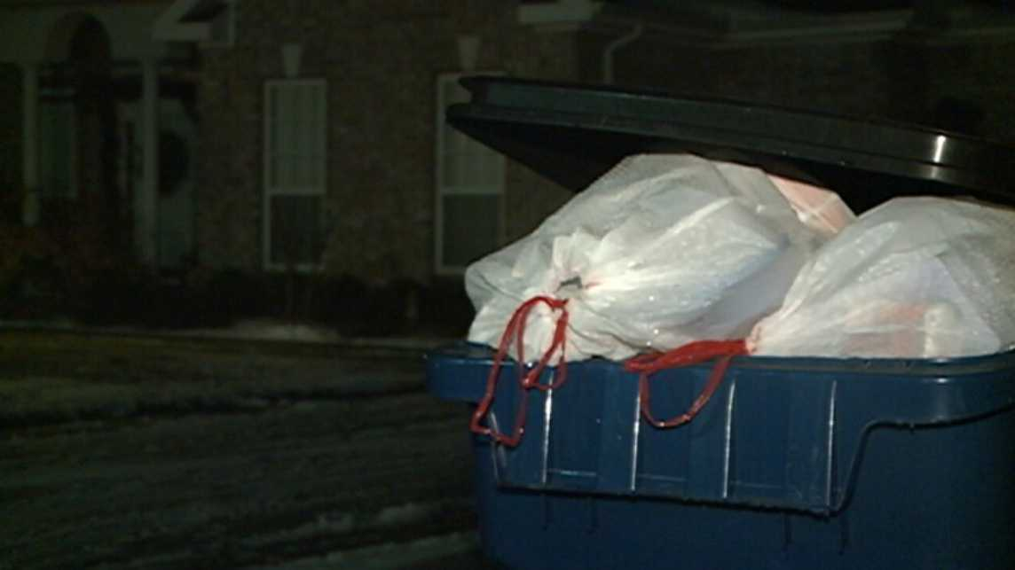 City leaders say trash customers will not receive credit for lack of service