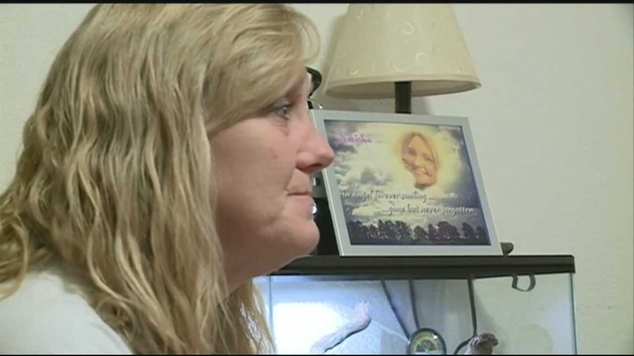 Mother demands answers in daughter's death