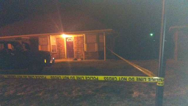 Police investigate shooting on Price Circle