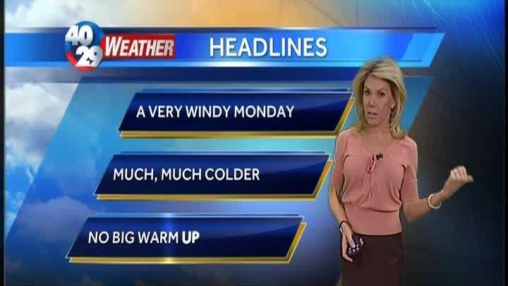 Laura's Weather Webcast Jan. 27th
