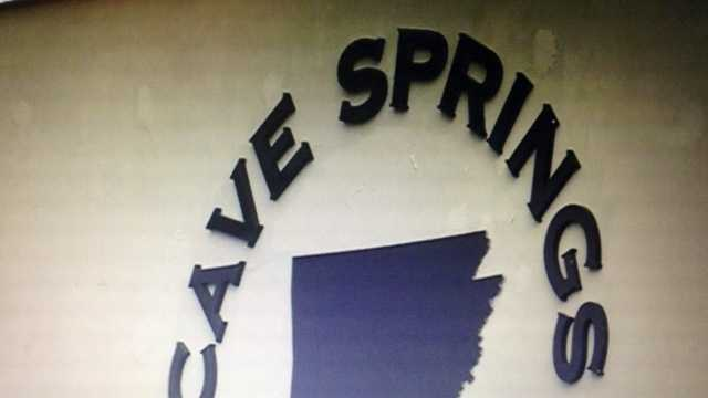 Cave Springs city seal