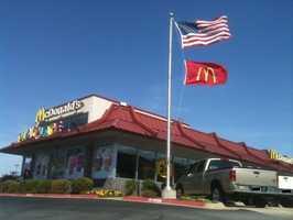 McDonald's (Walton): $20, 635