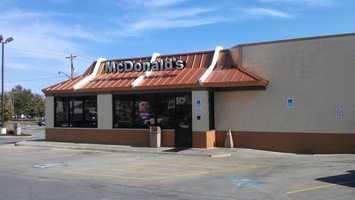 McDonalds (Phyllis St): $18, 828