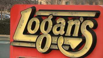 #9 Logan's Roadhouse Restaurant brought in $25,779.72
