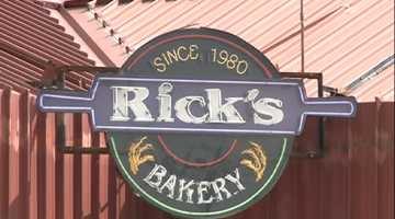 #10: Rick's Bakery brought in$25,268.00