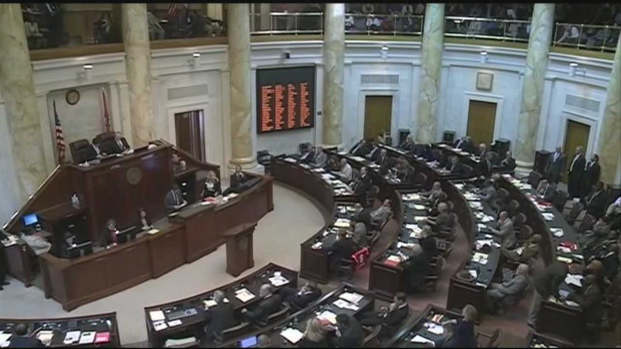 """The funding bill for the """"private option"""" plan that was approved last year as an alternative to expanding Medicaid failed to pass in the House Tuesday"""