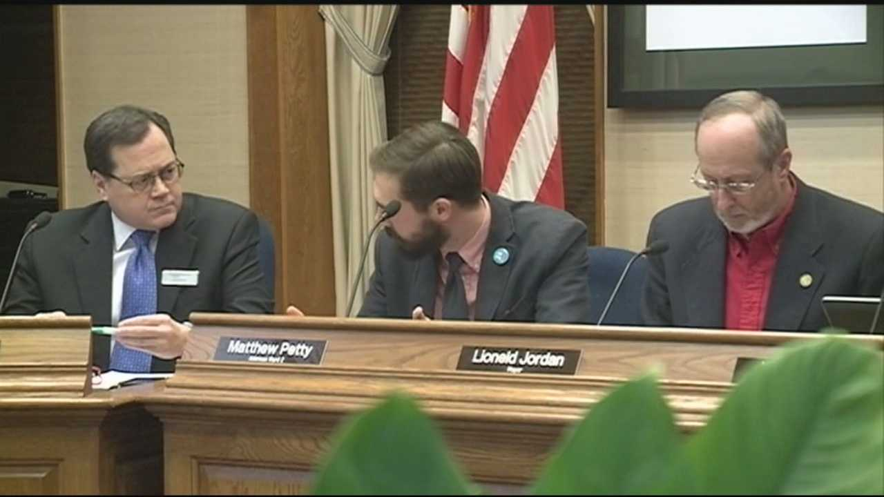 Fayetteville City Council to meet
