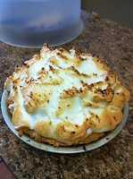 Tooley's Barbeque & More in Farmington: Coconut Pie