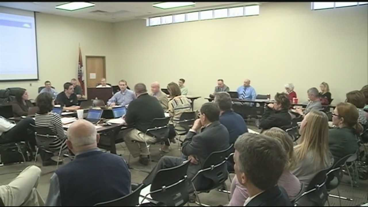 School board discusses new Bentonville high school