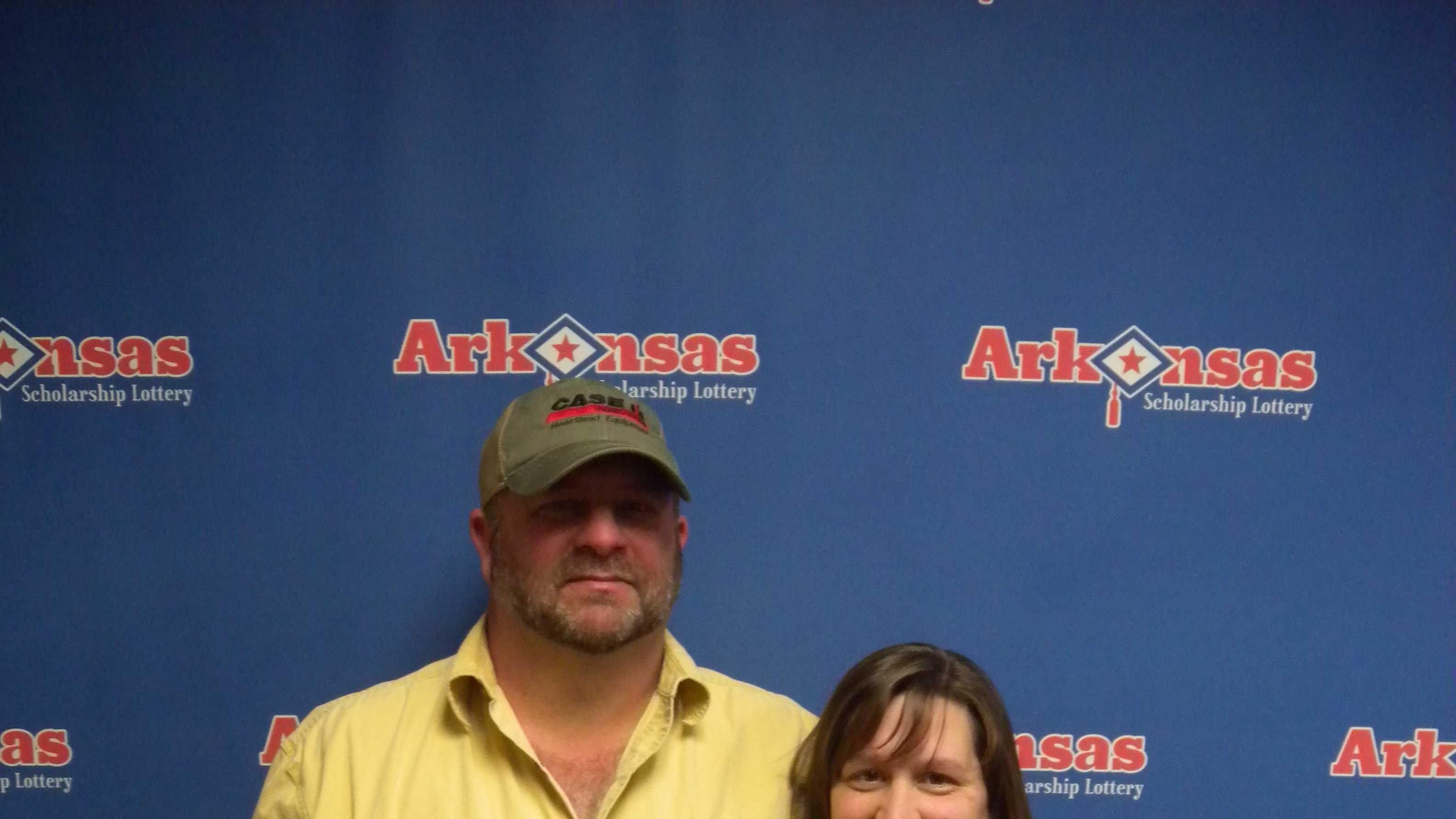 Lottery Winner Arkansas