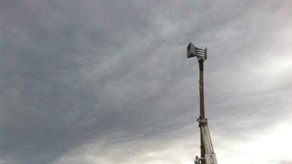 Hartford installs new storm siren