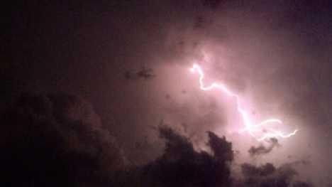 Alert Bar Lightning