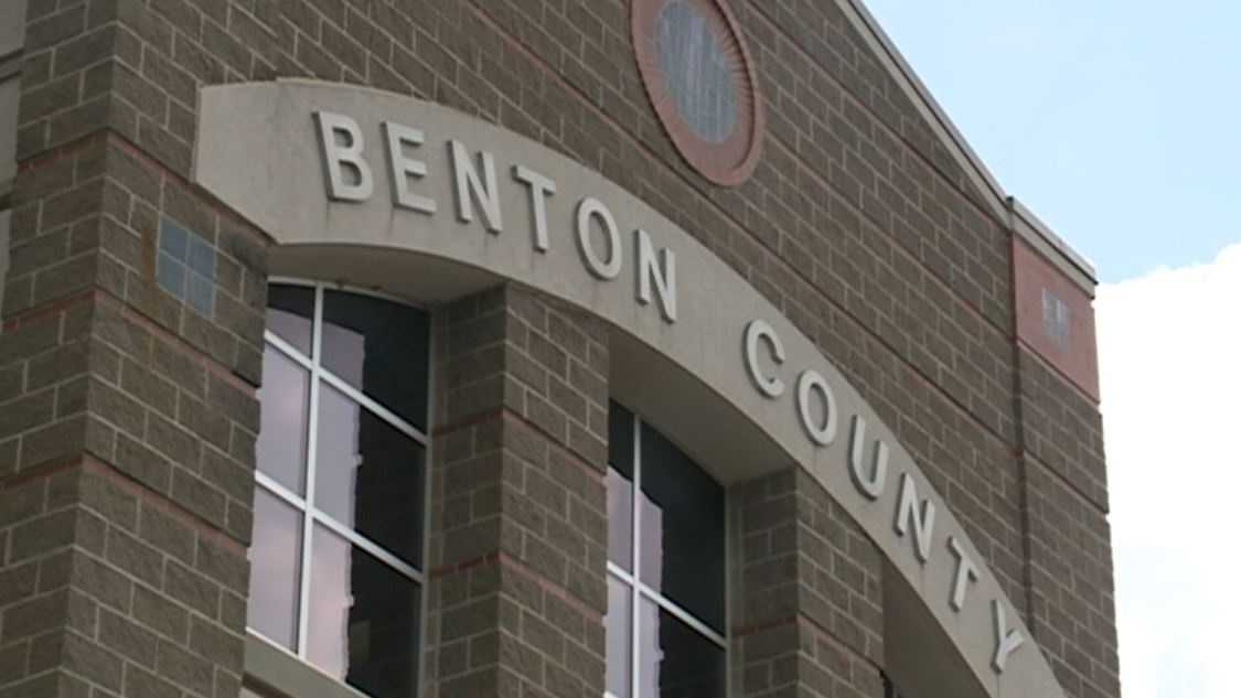 Benton County comptroller investigation